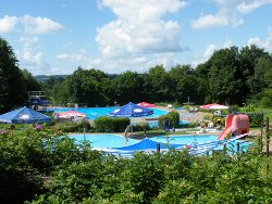 Altes freibad kelsterbach
