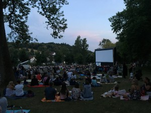 Pressebild Open Air Kino